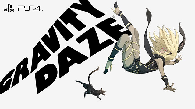 GRAVITY DAZE/重力的眩暈:上層への帰還において彼女の内宇宙に生じた摂動
