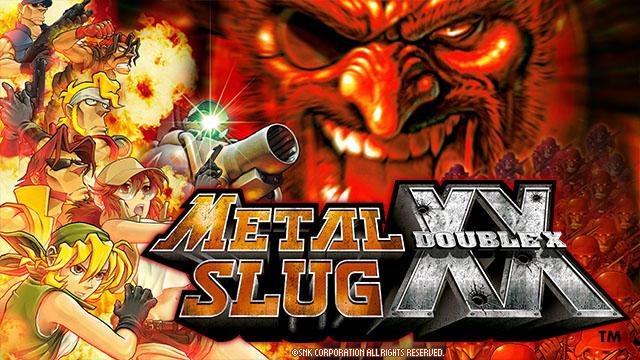 メタルスラッグXX