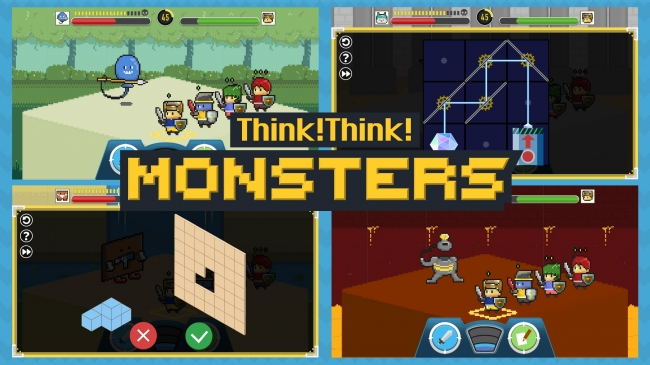 Think!Think! Monsters
