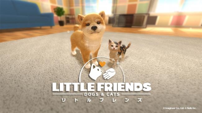 LITTLE FRIENDS –DOGS & CATS-