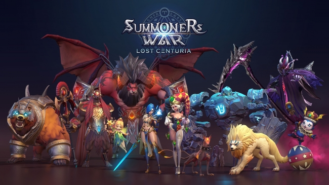 Summoners war: Lost Centuria(仮)
