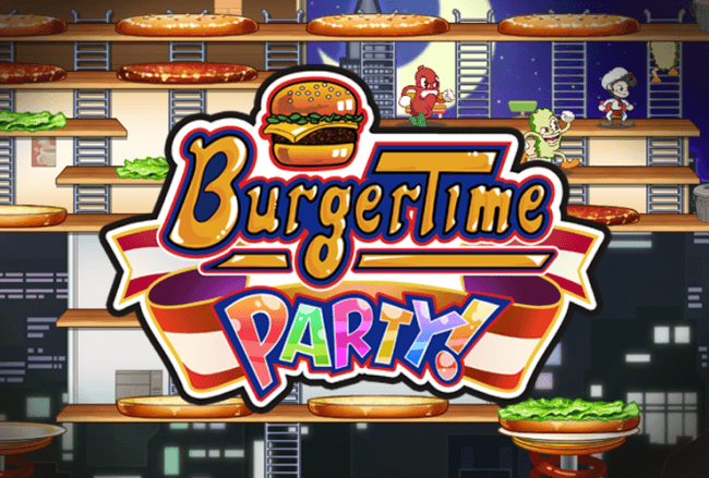 バーガータイムパーティー