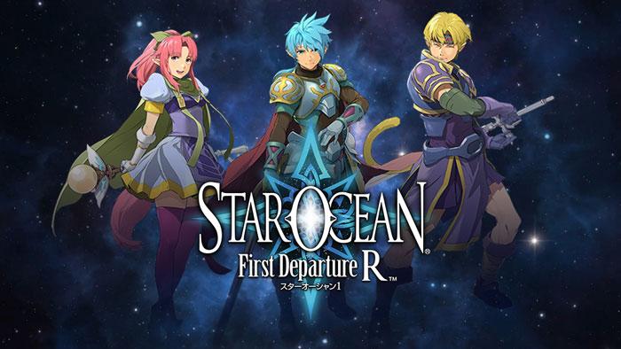 スターオーシャン1 -First Departure R-