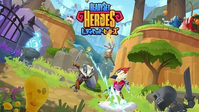ReadySet Heroes (レディセット・ヒーローズ)