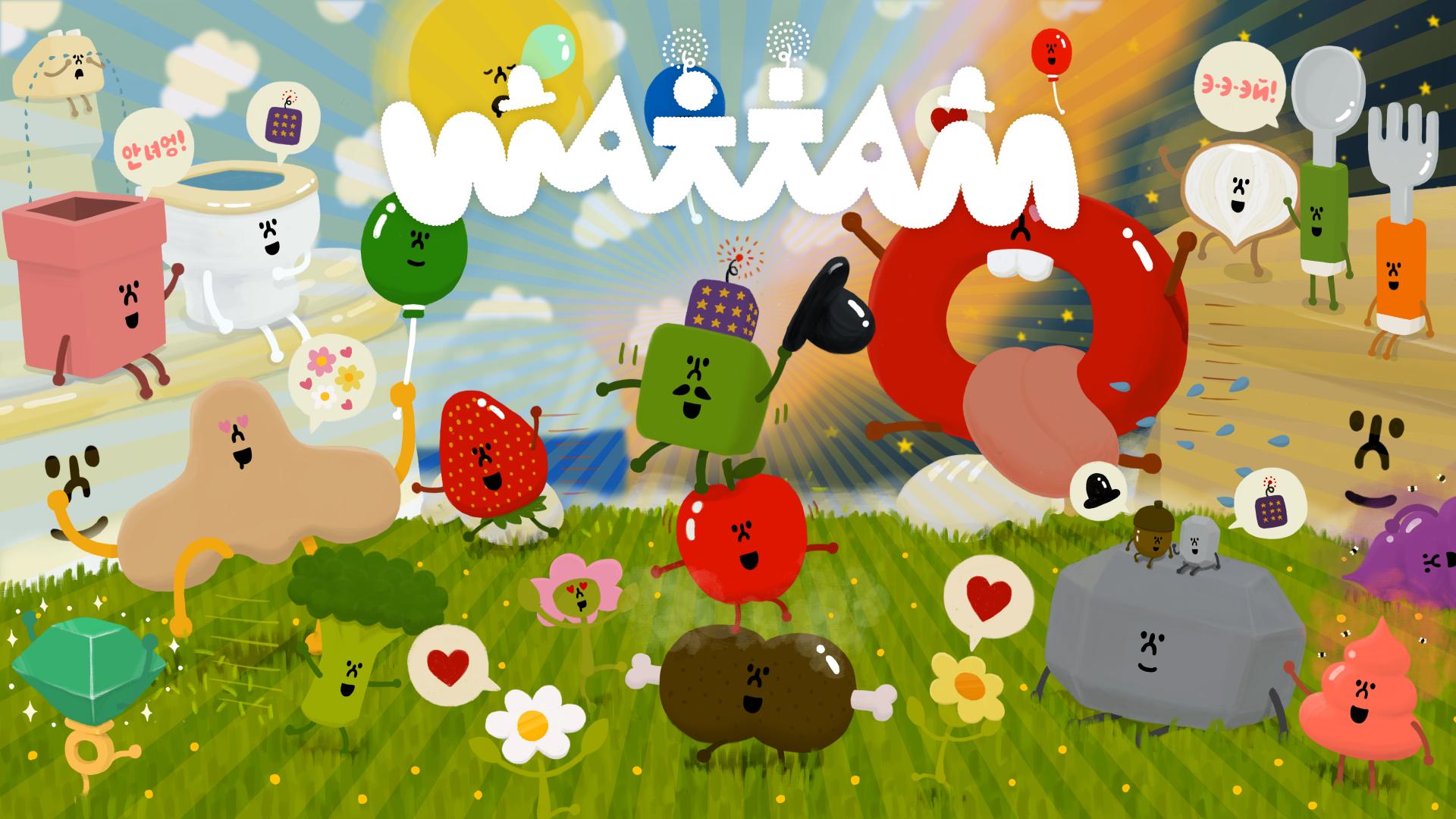 Wattam (ワッタン)