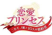 恋愛プリンセス~ニセモノ姫と10人の婚約者~