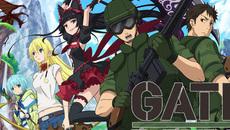 異世界×自衛隊ファンタジー『ゲート』のスマホゲーム『GATE ブレイブ スクランブル』 が配信開始!