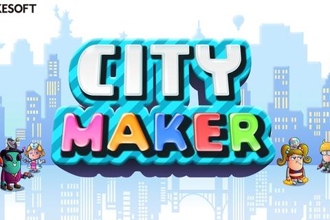 個性的な住民とのんびり街づくりが楽しめるゲームアプリ『City Maker』の配信がスタート!
