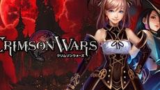対戦パズル召喚ゲーム 『クリムゾンウォーズ』 の事前登録が開始!