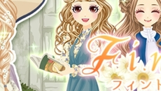ファッションゲーム『プラチナ☆ガール』がファッションブランド『F i.n.t』と期間限定のコラボを開始!