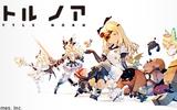 事前登録者数10万人突破の『リトル ノア』 特典を新たに追加!