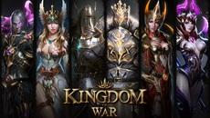 王国繁栄謳歌RPG 『キングダムオブウォー』 配信開始&リリース記念キャンペーンを開催!