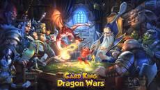 世界中のプレイヤーとリアルタイムで対戦するトレーディングカードゲーム 『カードキング: Dragon Wars』の国内Android版が配信開始!