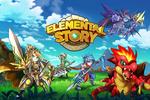 リアルタイム協力プレイ対応RPG『Elemental Story』Android版1月16日より配信開始!