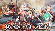 新タイプのRTS 『ワンダーオラクル(WONDER ORACLE)』第2回の先行プレイの受付をスタート!