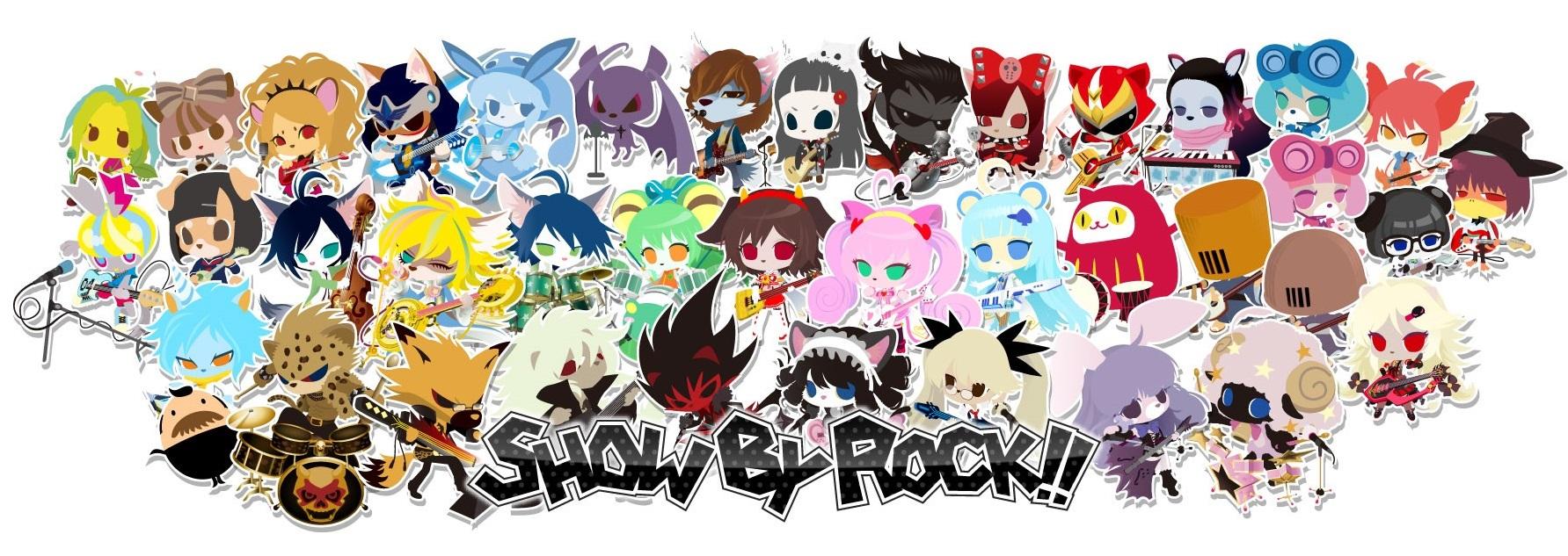 『SHOW BY ROCK!!』にタイアップアーティストの2楽曲が追加!
