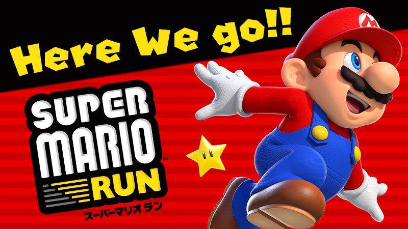 『SUPER MARIO RUN』 iOS版が12月16日より配信スタート!