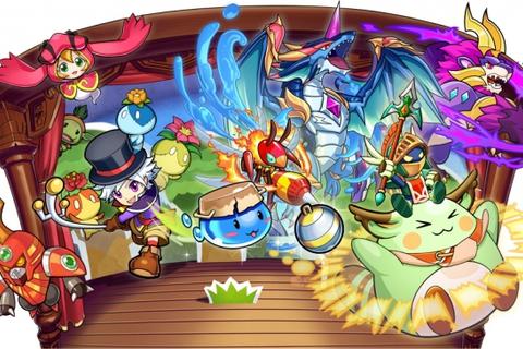 『とびだせ モンスター劇団』 事前登録者数が5日間で3万人を突破!記念のOPアニメーションが先行公開!