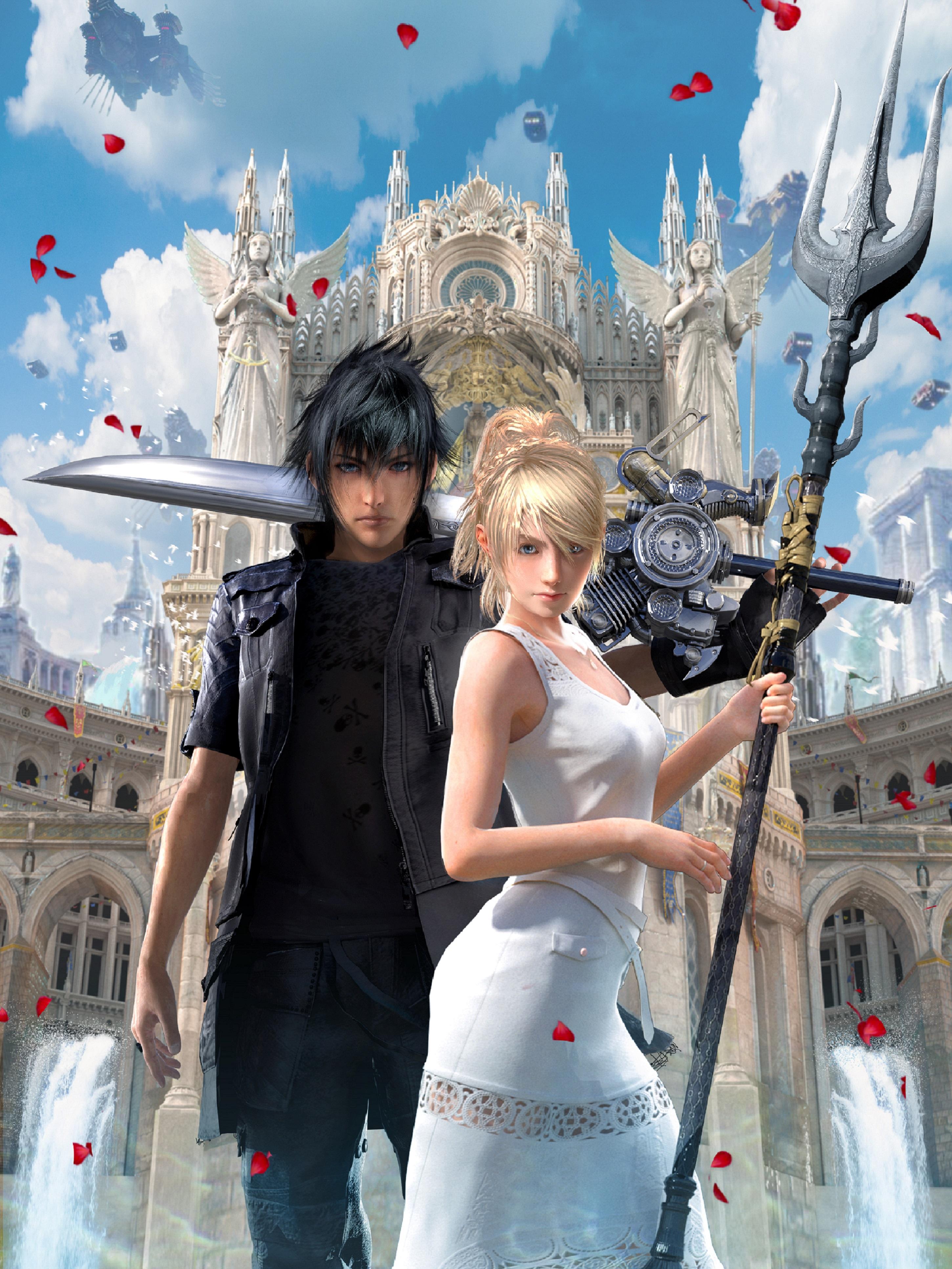 『ファイナルファンタジーXV:新たなる王国』本日6/29よりグローバル配信開始!