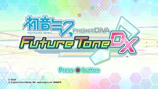 『初音ミク Project DIVA Future Tone DX』 情報公開!