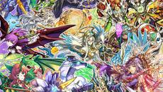 『パズドラクロス 神の章/龍の章』全降臨モンスターのクエストチケットを配信開始!