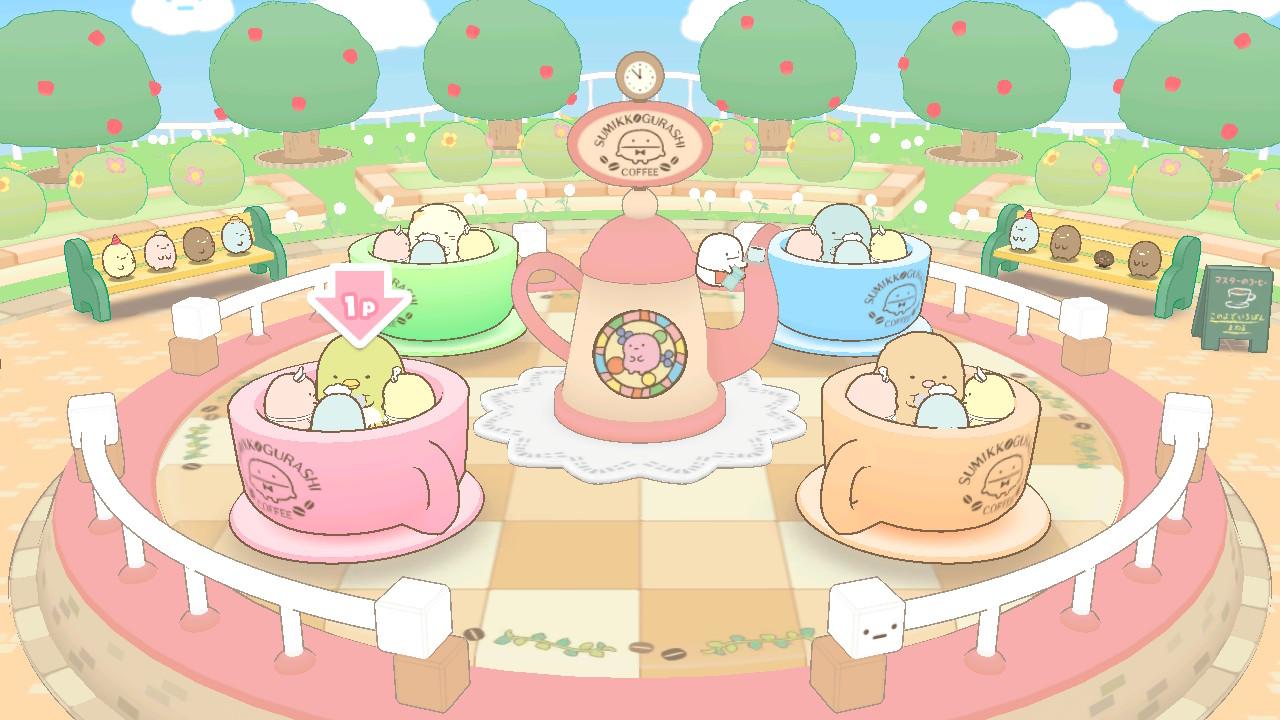 『すみっコぐらし』のゲーム最新作がNintendo Switchで発売決定!