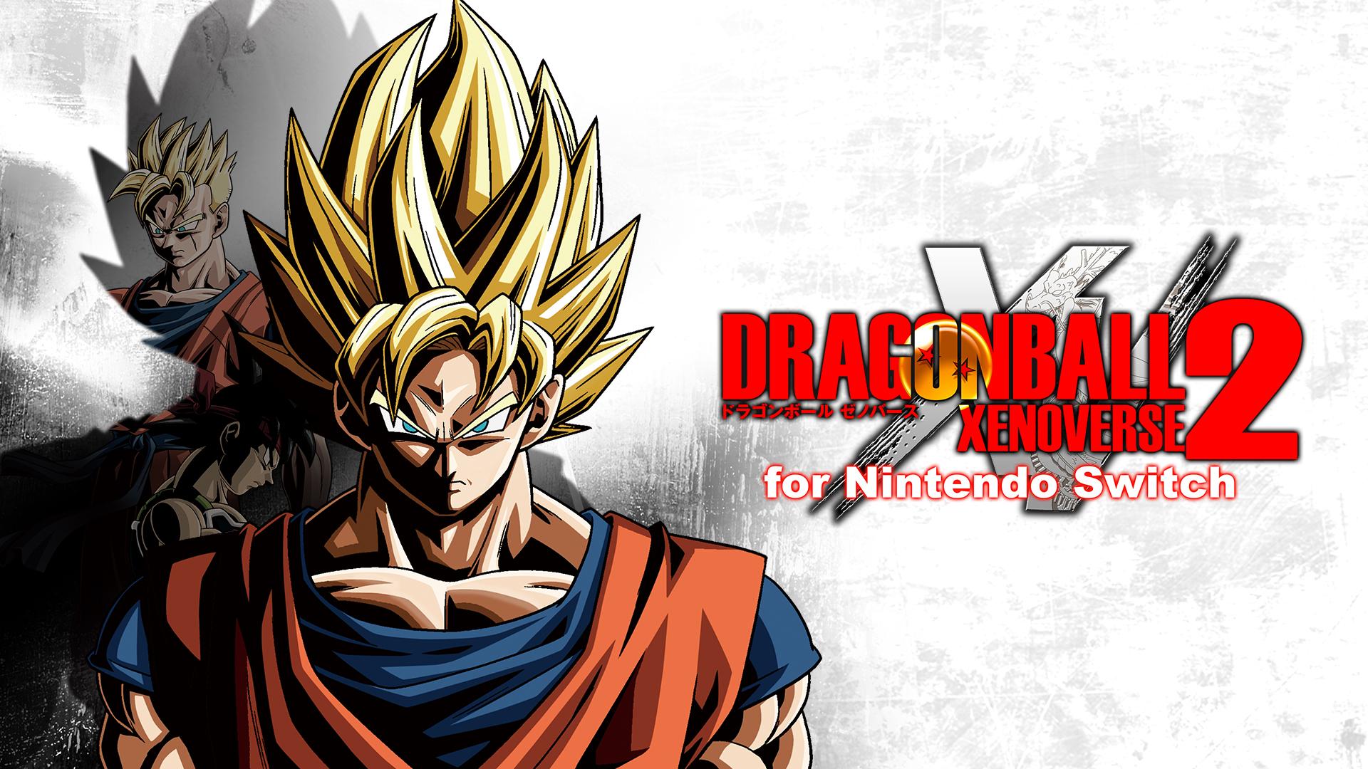 『ドラゴンボール ゼノバース2 for Nintendo Switch』が発売!