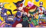 『タツノコパズルヒーローズ ドロンジョ様におしおきだべぇ』 今秋サービス開始!