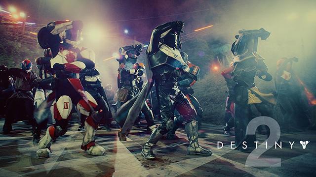 『Destiny 2』PV映像350万再生記念のプレゼントキャンペーンを実施!