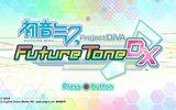 『初音ミク Project DIVA Future Tone DX』販売が開始!