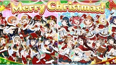 『ラブライブ!スクールアイドルフェスティバル』クリスマスキャンペーンを実施!