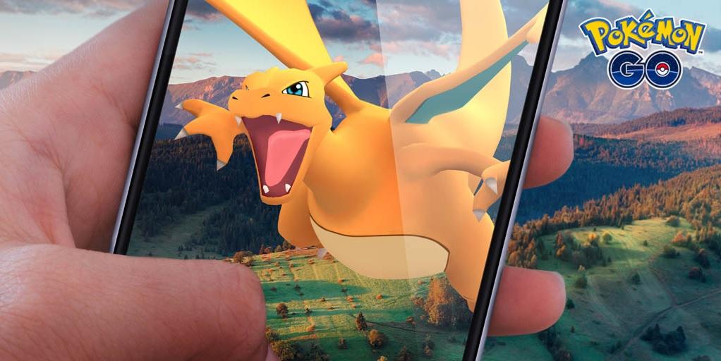 『Pokémon GO』のiOS版に新機能「AR+」が登場!