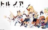 リアルタイムストラテジーゲーム『リトル ノア』iOS 版3/4より配信スタート!