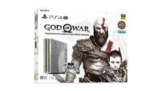 「PS4 Pro ゴッド・オブ・ウォー リミテッドエディション」4/20に発売!