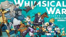 『ウィムジカル ウォー』日本・アメリカで正式サービスを同時スタート!