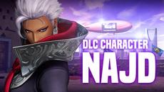 『KOF XIV』新規DLCキャラ「ナジュド」と新ステージ「リヤード」を発表!