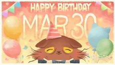 『猫のニャッホ』が期間限定の「ニャッホ誕生日お祝いイベント」を開催!
