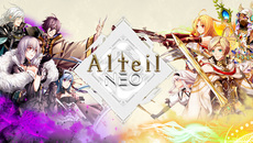 『アルテイルNEO』今夏サービス開始予定の新作アプリのキービジュアルが公開!
