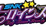 『SNKヒロインズ Tag Team Frenzy』の発売日が9/6に決定!