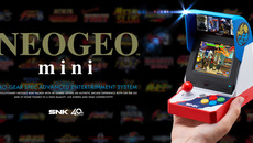 「NEOGEO mini」発売日が2018年7月24日に決定&本日より予約開始!