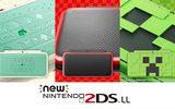 『Newニンテンドー2DS LL』3つの特別デザインが2018年夏に登場!