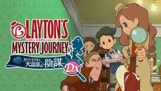 『レイトン ミステリージャーニー』DX版がNintendo Switchで発売!