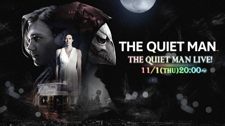 『THE QUIET MAN』新感覚シネマティックアクションゲームが発売!