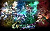 『SDガンダム ジージェネレーション クロスレイズ』がSwitchで発売決定!