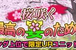 Mobage版『真剣で私に恋しなさい!P』イベント「桜咲く 最高の宴のために」を開催!