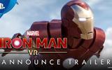 『マーベルアイアンマン VR』2019年にPlayStation VRに登場!