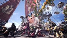 『モンスターハンター:ワールド』4/26より「アステラ祭【開花の宴】」が開催!