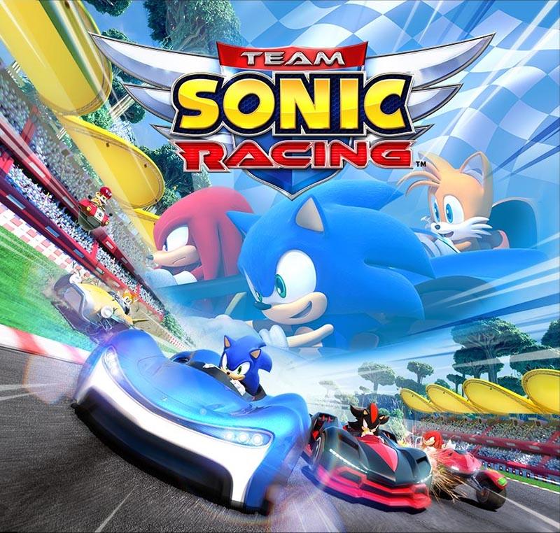 『チームソニックレーシング』のゲーム情報第7弾が公開!