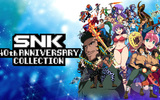 『SNK 40th ANNIVERSARY COLLECTION』配信開始!