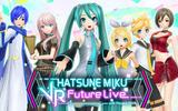 『初音ミク VRフューチャーライブ』各コンテンツ50%OFFの価格改定を実施!